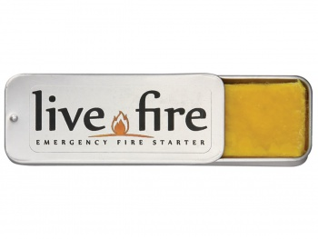 Live Fire Emergency Fire Starter BRK-LF01