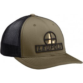 Leupold Reticle Trucker Hat BRK-LP170585