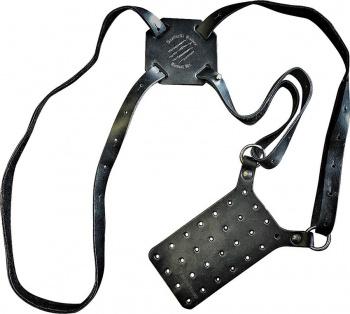 Bastinelli Creations Leather Shoulder Holster BRK-BAS211