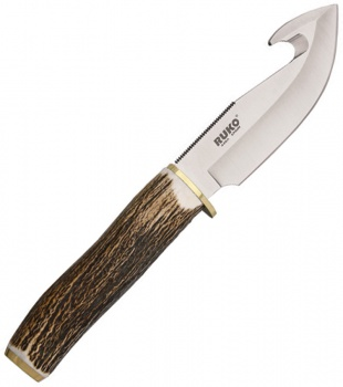 Muela Fixed Blade Guthook knives BRK-MUE93574