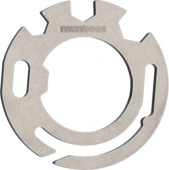 Munkees Stainless Steel Circular Tool BRK-MUNK2504