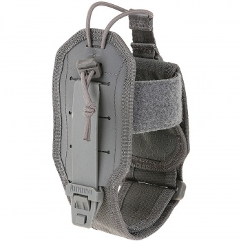 Maxpedition Agr Rdp Radio Pouch Gray gear bags BRK-MXRDPGRY