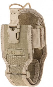 Maxpedition Agr Rdp Radio Pouch Tan gear bags BRK-MXRDPTAN