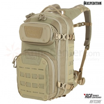 Maxpedition Agr Riftcore Backpack Tan gear bags BRK-MXRFCTAN