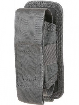 Maxpedition Agr Ses Sheath Pouch Gray gear bags BRK-MXSESGRY