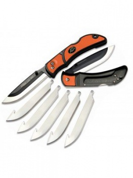 Outdoor Edge Razor Lite Edc Lockback Orange knives BRK-OERLB130
