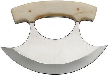 Pakistan Ulu Bone Handles knives BRK-PA8011BO