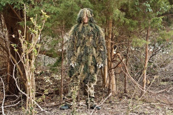 Red Rock Outdoor Gear Two Piece Ghillie Parka Xl/xxl BRK-RED70905XL