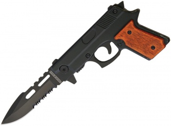 Rough Ryder Pistol Knife knives BRK-RR1652