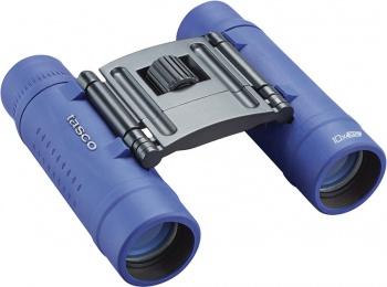 Tasco Binoculars 10x25 Blue Roof BRK-TAS168125BL