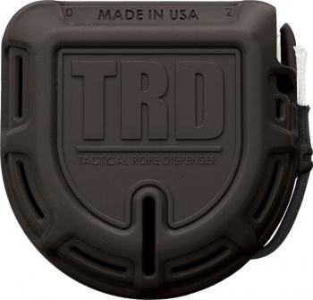 Atwood Rope MFG Tactical Rope Dispenser Black BRK-ARMTRDBLK