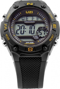 UZI Shock Digital Watch knives BRK-UZIWZS01
