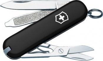 Victorinox Classic Black knives VN56013