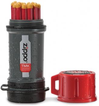 Zippo Typhoon Match Kit lights BRK-ZO30075