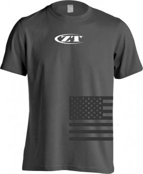 Zero Tolerance T-shirt Gray Xxl knives BRK-ZT182XXL