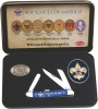 Case Cutlery Boy Scout Stockman Gift Set - BRK-CA18037