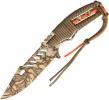 American Hunter Camo Fixed Blade - BRK-AH006