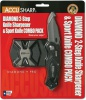 Accu-Sharp Wheel Lock/PRO Combo - BRK-AS046C