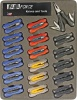 Accu-Sharp ParaForce Multitool Set 18pc - BRK-AS800MTS