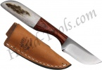 Anza Whitetail 61E Small 4 1/4 Leather Sheath