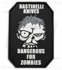 Bastinelli Creations PVC Patch Zombie - BRK-BASZOMBIE