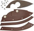 Bill Blade Bill Blade Knife Brown - BRK-BLB001BR