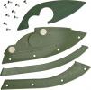 Bill Blade Bill Blade Knife OD Green - BRK-BLB001OD
