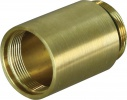 Maratac Lighter Vault Extender Brass - BRK-MAR017