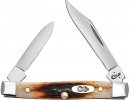 Case Cutlery Small Pen Red Stag - BRK-CA09581