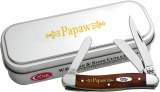 Case Cutlery Papaw Medium Stockman - BRK-CA10374