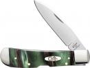 Case Cutlery Tribal Lock Jungle Green - BRK-CA18528