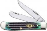 Case Cutlery Mini Trapper SC Hunter Green - BRK-CA30956