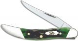 Case Cutlery Texas Toothpick Hunter Green - BRK-CA70491