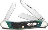 Case Cutlery Med Stockman Hunter Green - BRK-CA70492