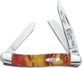 Case Cutlery Golden Ruby Stockman - BRK-CA9318GR