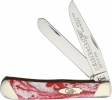 Case Cutlery Trapper Peppermint - BRK-CAS9254PM