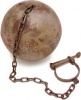 Denix Old West Ball N Chain - BRK-DX720