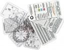 ESEE Compass Cards - BRK-ESCC