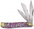 Frost Cutlery Peanut Red Abalone - BRK-FCSW1073ABR