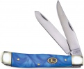 Frost Cutlery Trapper Blue Resin - BRK-FECS108BBY