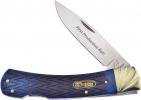 Frost Cutlery Lockback Blue Bone - BRK-FOC557BLPB