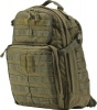 5.11 Tactical Rush 24 Backpack Tactical OD - BRK-FTL58601OD