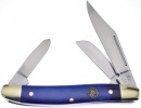 Frost Cutlery Wrangler Blue Bone - BRK-FTS797BLSB