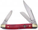 Frost Cutlery Wrangler Red Bone - BRK-FTS797RSB