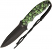 Frost Cutlery Fixed Blade Skull Camo - BRK-FTX025GSC