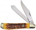 Frost Cutlery Dog Leg Trapper Banana Bone - BRK-FWT602BNJ