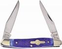 German Bull Muskrat Blue Pick Bone - BRK-GB108BLPB