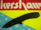Kershaw Cryo Hinderer Framelock A/O - BRK-KS1555BLKST