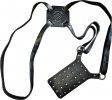 Bastinelli Creations Leather Shoulder Holster - BRK-BAS211
