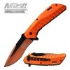 MTech Linerlock A/O Orange - BRK-MTA926OR